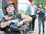 9 JUNE 2015  - LONDON  - UK\n*** EXCLUSIVE PICTURES ***\nEASTENDERS COUPLE JESSIE WALLACE AND CO STAR SHANE RICHIE PICTURED ALL DRESSED UP AS THEY ARE SEEN LEAVING 'THE COW' PUB IN NOTTING HILL AFTER HAVING A MEETING PRODUCER DOMINIC TREADWELL-COLLINS AND OTHER PRODUCTION STAFF MAYBE TO DISCUSS THE RUMOURED EASTENDERS SPIN OFF IN WHICH KAT AND ALFIE WILL GO TO IRELAND AND FILM 6 EPISODES!\nBYLINE MUST READ : XPOSUREPHOTOS.COM\n***UK CLIENTS - PICTURES CONTAINING CHILDREN PLEASE PIXELATE FACE PRIOR TO PUBLICATION ***\n**UK CLIENTS MUST CALL PRIOR TO TV OR ONLINE USAGE PLEASE TELEPHONE  442083442007