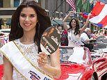 2015 Puerto Rican Day Parade in New York City.\n\nPictured: Roselyn Sanchez\nRef: SPL1053437  140615  \nPicture by: Janet Mayer / Splash News\n\nSplash News and Pictures\nLos Angeles: 310-821-2666\nNew York: 212-619-2666\nLondon: 870-934-2666\nphotodesk@splashnews.com\n