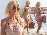 Mandatory Credit: Photo by Olycom SPA/REX Shutterstock (4848247n)\n Victoria Silvstedt\n Victoria Silvstedt with her boyfriend Maurice Dabbah on holiday in Formentera, Spain - 14 Jun 2015\n \n