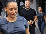 Mel B and her husband seen out for dinner in Beverly Hills.\n\nPictured: Mel B and Stephen Belafonte\nRef: SPL1052875  130615  \nPicture by: MCGM  / Splash News\n\nSplash News and Pictures\nLos Angeles: 310-821-2666\nNew York: 212-619-2666\nLondon: 870-934-2666\nphotodesk@splashnews.com\n