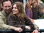Geri Halliwell cuddles up to new husband Christian Horner at the Isle of Wight Festival as they watch the main stage. Former band-mate, Mel C was also with them briefly.\nFeaturing: Geri Halliwell, Christian Horner\nWhere: Isle Of Wight, United Kingdom\nWhen: 14 Jun 2015\nCredit: WENN.com