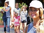 EXCLUSIVE: Denise Richards is seen out with her children in BelAir, CA. A smiling Richards picked up a gift wrapped item from a local store.\n\nPictured: Denise Richards\nRef: SPL1052669  140615   EXCLUSIVE\nPicture by: TC/Splash News\n\nSplash News and Pictures\nLos Angeles: 310-821-2666\nNew York: 212-619-2666\nLondon: 870-934-2666\nphotodesk@splashnews.com\n