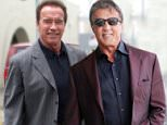 Sylvester Stallone in good spirits after a business lunch at the Palm.\n\nPictured: Sylvester Stallone\nRef: SPL1052827  120615  \nPicture by: KAT / Splash News\n\nSplash News and Pictures\nLos Angeles: 310-821-2666\nNew York: 212-619-2666\nLondon: 870-934-2666\nphotodesk@splashnews.com\n