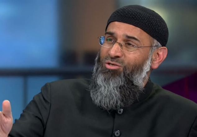 Abhorrent: Mr Nawaz says angry young Muslims should stop listening to people like radical cleric Anjem Choudary