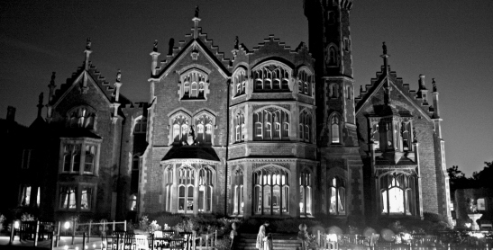 Oakley Court, locación de The Rocky Horror Picture Show de 1975