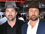 Mandatory Credit: Photo by Jim Smeal/BEI/REX Shutterstock (1452365at).. Patrick Dempsey.. 'Iris, A Journey Into The World Of Cinema' premiere by Cirque du Soleil, Los Angeles, America - 25 Sep 2011.. ..