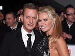 Mandatory Credit: Photo by David Fisher/REX Shutterstock (4379595ni).. Jeremy Kyle and Carla Kyle.. National Television Awards, The O2, London, Britain - 21 Jan 2015.. ..