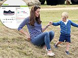 TETBURY, ENGLAND - JUNE 14:  Catherine Duchess of Cambridge and Prince George attend the Gigaset Charity Polo Match with Prince George of Cambridge at Beaufort Polo Club on June 14, 2015 in Tetbury, England.  (Photo by Chris Jackson/Getty Images for Gigaset Mobile)