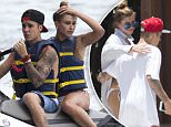 Justin Bieber and Hailey Baldwin romantic jet ski ride in Miami. Sunday afternoon.\n\nPictured: Justin Bieber, Hailey Baldwin\nRef: SPL1048695  140615  \nPicture by: Splash News\n\nSplash News and Pictures\nLos Angeles: 310-821-2666\nNew York: 212-619-2666\nLondon: 870-934-2666\nphotodesk@splashnews.com\n