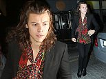 LCM S/S 2016: Another Man - 10th anniversary party at No 5 Hertford Street Loulou's Featuring: Harry Styles Where: London, United Kingdom When: 15 Jun 2015 Credit: WENN.com