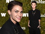 WEST HOLLYWOOD, CA - JUNE 15:  Actress Ruby Rose attends The Max Mara 2015 Women In Film Face Of The Future event at Chateau Marmont on June 15, 2015 in West Hollywood, California.  (Photo by Michael Buckner/Getty Images for Max Mara)