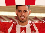 Southampton FC's new signing Juanmi at St Mary's Stadium today, Tuesday 16th June, 2015. The Spanish striker has signed from La Liga side Malaga.