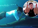 eURN: AD*172699641  Headline: ZAC EFRON Eating sardines + riding tiger sharks + @adamdevine = Lifetime memories #savethesharks @oceanramsey @oneoceandiving Caption: image001.png Photographer:  Loaded on 17/06/2015 at 01:29 Copyright:  Provider: twitter/Zac Efron  Properties: RGB PNG Image (5529K 2751K 2:1) 1889w x 999h at 96 x 96 dpi  Routing: DM News : News (EmailIn) DM Online : Online Previews (Miscellaneous), CMS Out (Miscellaneous), LA Basket (Miscellaneous)  Parking: