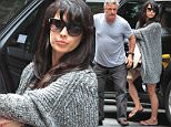 Mandatory Credit: Photo by Startraks Photo/REX Shutterstock (4848721b)\n Hilaria Baldwin\n Alec Baldwin and Hilaria Baldwin out and about, New York, America - 15 Jun 2015\n Alec Baldwin and Hilaria Baldwin return home from The Hamptons\n