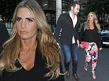 Katie Price and husband Kieran Hayler leave Claridges Hotel and head to the Dorchester Hotel  Pictured: Katie Price, Kieran Hayler Ref: SPL1054925  150615   Picture by: Squirrel / Splash News  Splash News and Pictures Los Angeles: 310-821-2666 New York: 212-619-2666 London: 870-934-2666 photodesk@splashnews.com