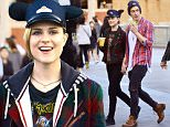 EXCLUSIVE: Evan Rachel Wood was spotted at Disneyland with her new boyfriend Andy Tongren. The actress and her new rocker boyfriend, frontman from the band 'Young Rising Sons', showed off plenty of PDA while enjoying the park. The two were spotted sipping on some margaritas before enjoying rides like Space Mountain, the Teacups, and Alice in Wonderland. \n\nPictured: Evan Rachel Wood, Andy Tongren\nRef: SPL1053647  150615   EXCLUSIVE\nPicture by: Sharpshooter Images /Splash\n\nSplash News and Pictures\nLos Angeles: 310-821-2666\nNew York: 212-619-2666\nLondon: 870-934-2666\nphotodesk@splashnews.com\n