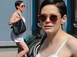 eURN: AD*172705231  Headline: Rose McGowan steps out in NYC Caption: Rose McGowan leaves her hotel in the East Village, New York City.  Pictured: Rose McGowan Ref: SPL1055546  160615   Picture by: Splash News  Splash News and Pictures Los Angeles: 310-821-2666 New York: 212-619-2666 London: 870-934-2666 photodesk@splashnews.com  Photographer: Splash News Loaded on 17/06/2015 at 02:58 Copyright: Splash News Provider: Splash News  Properties: RGB JPEG Image (23829K 1024K 23.3:1) 2400w x 3389h at 300 x 300 dpi  Routing: DM News : GroupFeeds (Comms), GeneralFeed (Miscellaneous) DM Showbiz : SHOWBIZ (Miscellaneous) DM Online : Online Previews (Miscellaneous), CMS Out (Miscellaneous)  Parking: