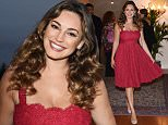 TAORMINA, ITALY - JUNE 16:  Kelly Brook attends Day 4 of the 61st Taormina Film Fest on June 16, 2015 in Taormina, Italy.  (Photo by Venturelli/Getty Images)