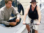 EXCLUSIVE: Tim Robbins rides a bike in Milan, Italy.\n\nPictured: Tim Robbins  \nRef: SPL1054881  150615   EXCLUSIVE\nPicture by: Vincenzo Aloisi / Splash News\n\nSplash News and Pictures\nLos Angeles: 310-821-2666\nNew York: 212-619-2666\nLondon: 870-934-2666\nphotodesk@splashnews.com\n