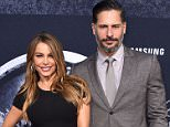 Mandatory Credit: Photo by Rob Latour/REX Shutterstock (4836346r)  Sofia Vergara and Joe Manganiello  'Jurassic World' film premiere, Los Angeles, America - 09 Jun 2015