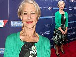 "NEW YORK, NY - JUNE 15: Actress Helen Mirren attends 'A Midsummer Night's Dream"" New York premiere at DGA Theater on June 15, 2015 in New York City.  (Photo by Noam Galai/WireImage)"