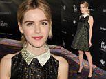 Pictured: Kiernan Shipka\nMandatory Credit © Gilbert Flores/Broadimage\nFan Girl - 2015 Los Angeles Film Festival - Press line\n\n6/15/15, Los Angeles, CA, United States of America\n\nBroadimage Newswire\nLos Angeles 1+  (310) 301-1027\nNew York      1+  (646) 827-9134\nsales@broadimage.com\nhttp://www.broadimage.com\n