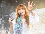 MANCHESTER, TN - JUNE 14:  Singer Florence Welch of Florence and the Machine performs onstage at What Stage during Day 4 of the 2015 Bonnaroo Music And Arts Festival on June 14, 2015 in Manchester, Tennessee.  (Photo by Jason Merritt/Getty Images)
