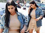 Mandatory Credit: Photo by Startraks Photo/REX Shutterstock (4849155d)\n Kim Kardashian\n Kim Kardashian out and about, Los Angeles, America - 16 Jun 2015\n \n