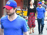 Daniel Radcliffe and his girlfriend, Erin Darke were spotted on a NYC lunch date Tuesday afternoon. The couple held hands as they strolled through the West Village, en route to Sushi Samba where they grabbed lunch.\n\nPictured: Daniel Radcliffe, Erin Darke\nRef: SPL1055380  160615  \nPicture by: 247PAPS.TV / Splash News\n\nSplash News and Pictures\nLos Angeles: 310-821-2666\nNew York: 212-619-2666\nLondon: 870-934-2666\nphotodesk@splashnews.com\n