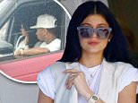 Beverly Hills, CA - Youngest 'KUWTK' star Kylie Jenner stopped by the Epione Cosmetic Surgery Center on Wednesday morning, accompanied by her gal pal Pia Mia. Since coming clean about getting lip fillers, Kylie has been much more public about her trips to family favorite cosmetic center Epione. \nAKM-GSI       June 17, 2015\nTo License These Photos, Please Contact :\nSteve Ginsburg\n(310) 505-8447\n(323) 423-9397\nsteve@akmgsi.com\nsales@akmgsi.com\nor\nMaria Buda\n(917) 242-1505\nmbuda@akmgsi.com\nginsburgspalyinc@gmail.com