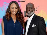 LOS ANGELES, CA - JUNE 29:  TV personality Cynthia Bailey and husband Peter Thomas attend Debra Lee's Pre-BET Awards Celebration Dinner at Milk Studios on June 29, 2013 in Los Angeles, California.  (Photo by Jason Kempin/BET/Getty Images for BET)