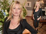 LONDON, ENGLAND - JUNE 17:  Kate Moss attends a cocktail reception to preview Ara Vartanian's Unique Jewellery Collection hosted by Ara Vartanian and Fran Cutler on June 17, 2015 in London, England.   Pic Credit: Dave Benett