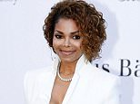FILE - In this May 23, 2013 file photo, singer Janet Jackson arrives at amfAR Cinema Against AIDS benefit at the Hotel du Cap-Eden-Roc, during the 66th international film festival, in Cap d'Antibes, southern France. Six-time Grammy Award winner and multi-platinum selling artist Janet Jackson will kick off a 32-city tour on Aug. 31 in Vancouver, Live Nation announced Monday, June 15, 2015. The first U.S. tour date is on Sept. 11 in Grand Rapids, Michigan. The ìRhythm Nationî singer also announced shows Chicago, Los Angeles, and Miami. (Photo by Joel Ryan/Invision/AP, File)
