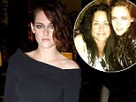 kristen stewart and molther