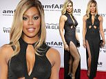 NEW YORK, NY - JUNE 16:  Laverne Cox attends the 2015 amfAR Inspiration Gala New York at Spring Studios on June 16, 2015 in New York City.  (Photo by Neilson Barnard/Getty Images)