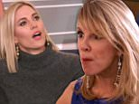 eURN: AD*172707276  Headline: The Real Housewives of New York City : Grabs June 16 2015 Caption: The Real Housewives of New York City : Grabs June 16 2015 On tonight?s episode titled ?Fashionably Fired Up,? Bethenny invites the women to decorate cupcakes, and Sonja plans a ladies' getaway to Turks and Caicos to celebrate her debt-free state. Meanwhile, Kristen confronts Bethenny at LuAnn's photo shoot, and LuAnn hosts a fashion-line party, where drama swirls around Ramona and Kristen. Starring Bethenny Frankel, LuAnn de Lesseps, Sonja Morgan, Ramona Singer, Kristin Taekman and Heather Thomson. Photographer:  Loaded on 17/06/2015 at 03:33 Copyright:  Provider: Bravo  Properties: RGB JPEG Image (22149K 2249K 9.9:1) 3600w x 2100h at 300 x 300 dpi  Routing: DM News : GeneralFeed (Miscellaneous) DM Online : Online Previews (Miscellaneous), CMS Out (Miscellaneous), Video Grabs (Miscellaneous)  Parking: