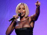 NEW YORK, NY - JUNE 16:  Mary J. Blige performs onstage at the 2015 amfAR Inspiration Gala New York at Spring Studios on June 16, 2015 in New York City.  (Photo by Neilson Barnard/Getty Images)