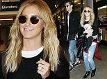Pictured: Ashley Tisdale, Christopher French Mandatory Credit © CALA/Broadimage Ashley Tisdale and husband Christopher French arriving at the Los Angeles International Airport  6/16/15, Los Angeles, California, United States of America  Broadimage Newswire Los Angeles 1+  (310) 301-1027 New York      1+  (646) 827-9134 sales@broadimage.com http://www.broadimage.com