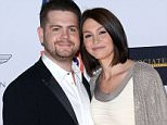 Picture Shows: Jack Osbourne, Lisa Stelly  April 25, 2015.. .. Celebrities arrive at the 22nd Annual Race To Erase MS Event held at the Hyatt Regency Century Plaza in Century City, California. .. .. Non Exclusive.. UK RIGHTS ONLY.. .. Pictures by : FameFlynet UK © 2015.. Tel : +44 (0)20 3551 5049.. Email : info@fameflynet.uk.com