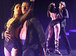"""EXCLUSIVE: **PREMIUM RATES APPLY** Rumer Willis makes her first tour appearance in Atlantic City after joining the countrywide Dancing With The Stars Live:  'Perfect 10' Tour. Ten dancers including Rumer, Val Chmerkovskiy , Peta Murgatroyd, Artem Chigvintsev, Keo Motsepe, Emma Sasha, Melissa Rycroft take part in the show. """"Over the weeks on DWTS I fell in love with dancing,"""" Willis, 26, said. """"And after winning the show I just didn't want to stop."""" Each 90-minute live show is packed with jaw-dropping and romantic performances, featuring never-before-seen choreography and some of the most memorable numbers in Dancing With the Stars' 10-year history.  More info at dwtstour.com  Pictured: val chmerkovskiy and rumer willis Ref: SPL1055550  160615   EXCLUSIVE Picture by: Lenny Abbot / Splash News  Splash News and Pictures Los Angeles: 310-821-2666 New York: 212-619-2666 London: 870-934-2666 photodesk@splashnews.com"""