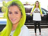eURN: AD*172932550  Headline: Kesha poses for pictures at LAX Caption: Kesha showed off her neon hair, traveling in a t-shirt and black skinny jeans.  The popstar signed autographs for fans, on Thursday, June 18, 2015  X17online.com Photographer: Juliano-Nichole/X17online.com  Loaded on 18/06/2015 at 22:13 Copyright:  Provider: Juliano-Nichole/X17online.com  Properties: RGB JPEG Image (39371K 4690K 8.4:1) 2993w x 4490h at 300 x 300 dpi  Routing: DM News : GeneralFeed (Miscellaneous) DM Showbiz : SHOWBIZ (Miscellaneous) DM Online : Online Previews (SHOWBIZ PUFFS), CMS Out (Miscellaneous)  Parking: