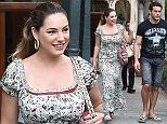 Kelly Brook and Jeremy Parisi spotted out and about in Taormina, Italy, during the Taormina Film Festival.\n\nPictured: Kelly Brook, Jeremy Parisi\nRef: SPL1057365  180615  \nPicture by: Splash News\n\nSplash News and Pictures\nLos Angeles: 310-821-2666\nNew York: 212-619-2666\nLondon: 870-934-2666\nphotodesk@splashnews.com\n