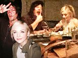 EXCLUSIVE: **TMZ CLIP*NO USA* PREMIUM RATES APPLY*** Her'es Walking Dead Daryl Dixon  played by Norman Reedus with former co star Emily Kinney whole played Beth Greene. TMZ.com got photos of the former  costars hanging out art a dive bar in Georgia named Paper Plane. Beth was killed off last season, but the two on the show were close. They are just friends in real life much to the dismay of Walking Dead fans. This is according to Reedus's rep who spoke with TMZ. She had a concert in the area earlier in the evening and they hung out afterward.\n\nPictured: Norman Reedus, Beth Greene\nRef: SPL1057669  180615   EXCLUSIVE\nPicture by: TMZ.com / Splash News\n\nSplash News and Pictures\nLos Angeles:310-821-2666\nNew York:212-619-2666\nLondon:870-934-2666\nphotodesk@splashnews.com\n