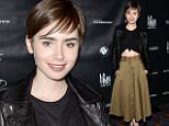 """eURN: AD*172948823  Headline: 2015 Los Angeles Film Festival - Closing Night Live Read Of """"Fast Times At Ridgemont High"""" Directed By Eli Roth - Red Carpet Caption: LOS ANGELES, CA - JUNE 18:  Actress Lily Collins attends the closing night live read of """"Fast Times at Ridgemont High"""" directed by Eli Roth during the 2015 Los Angeles Film Festival at Regal Cinemas L.A. Live on June 18, 2015 in Los Angeles, California.  (Photo by Kevin Winter/Getty Images) Photographer: Kevin Winter  Loaded on 19/06/2015 at 03:29 Copyright: Getty Images North America Provider: Getty Images  Properties: RGB JPEG Image (18512K 1634K 11.3:1) 1997w x 3164h at 96 x 96 dpi  Routing: DM News : GroupFeeds (Comms), GeneralFeed (Miscellaneous) DM Showbiz : SHOWBIZ (Miscellaneous) DM Online : Online Previews (Miscellaneous), CMS Out (Miscellaneous)  Parking:"""