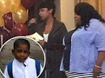 Jennifer Hudson/Instagram\nJennifer Hudson and her sister Julia attended what would have been the graduation of Julia's son Julian, who was killed along with their mother and brother by Julia's ex-husband William Balfour in 2008