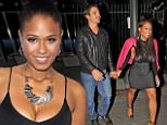 eURN: AD*172955496  Headline: Danielle Milian at Playhouse night club Caption: Pregnant Danille Milian and her husband Richard at Playhouse night club in Hollywood, CA on June 4, 2015.....Pictured: Danille Milian ..Ref: SPL1046128  040615  ..Picture by: Mr Photoman / Splash News....Splash News and Pictures..Los Angeles: 310-821-2666..New York: 212-619-2666..London: 870-934-2666..photodesk@splashnews.com.. Photographer: Mr Photoman / Splash News Loaded on 19/06/2015 at 05:45 Copyright: Splash News Provider: Mr Photoman / Splash News  Properties: RGB JPEG Image (11791K 774K 15.2:1) 1521w x 2646h at 300 x 300 dpi  Routing: DM News : News (EmailIn) DM Online : Online Previews (Miscellaneous), CMS Out (Miscellaneous), LA Basket (Miscellaneous)  Parking: