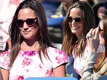 Pippa Middleton watches the Tennis during day five of the the AEGON Championships at The Queen's Club, London. PRESS ASSOCIATION Photo. Picture date: Friday June 19, 2015. See PA story TENNIS Queens. Photo credit should read: Adam Davy/PA Wire