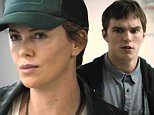 dark places charlize theron nicholas hoult