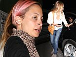 UK CLIENTS MUST CREDIT: AKM-GSI ONLY EXCLUSIVE: Nicole Richie and Cameron Diaz have a sushi girls night out at Katsuya in Studio City, CA on June 17, 2015. Cameron avoided the camera while Nicole tried to ignore it.  Pictured: Cameron Diaz Ref: SPL1057649  170615   EXCLUSIVE Picture by: AKM-GSI / Splash News