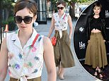 Lily Collins Shops in West Hollywood in a Long Skirt\n\nPictured: Lily Collins\nRef: SPL1058983  200615  \nPicture by: Photographer Group / Splash News\n\nSplash News and Pictures\nLos Angeles: 310-821-2666\nNew York: 212-619-2666\nLondon: 870-934-2666\nphotodesk@splashnews.com\n